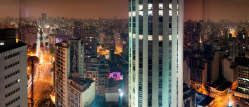Leon Krige, Sao Paulo Copan Veil, Limited edition, photography