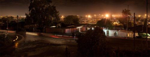 Leon Krige, Alex Carwash, Alexandra Township, South Africa, Photography