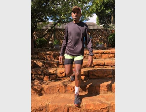 #Comrades: Veteran runner will not stop anytime soon thanks to HYF and other supporters