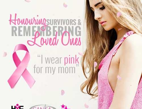 'I wear Pink for my Mom' – a daughter's Expression of Love & Support